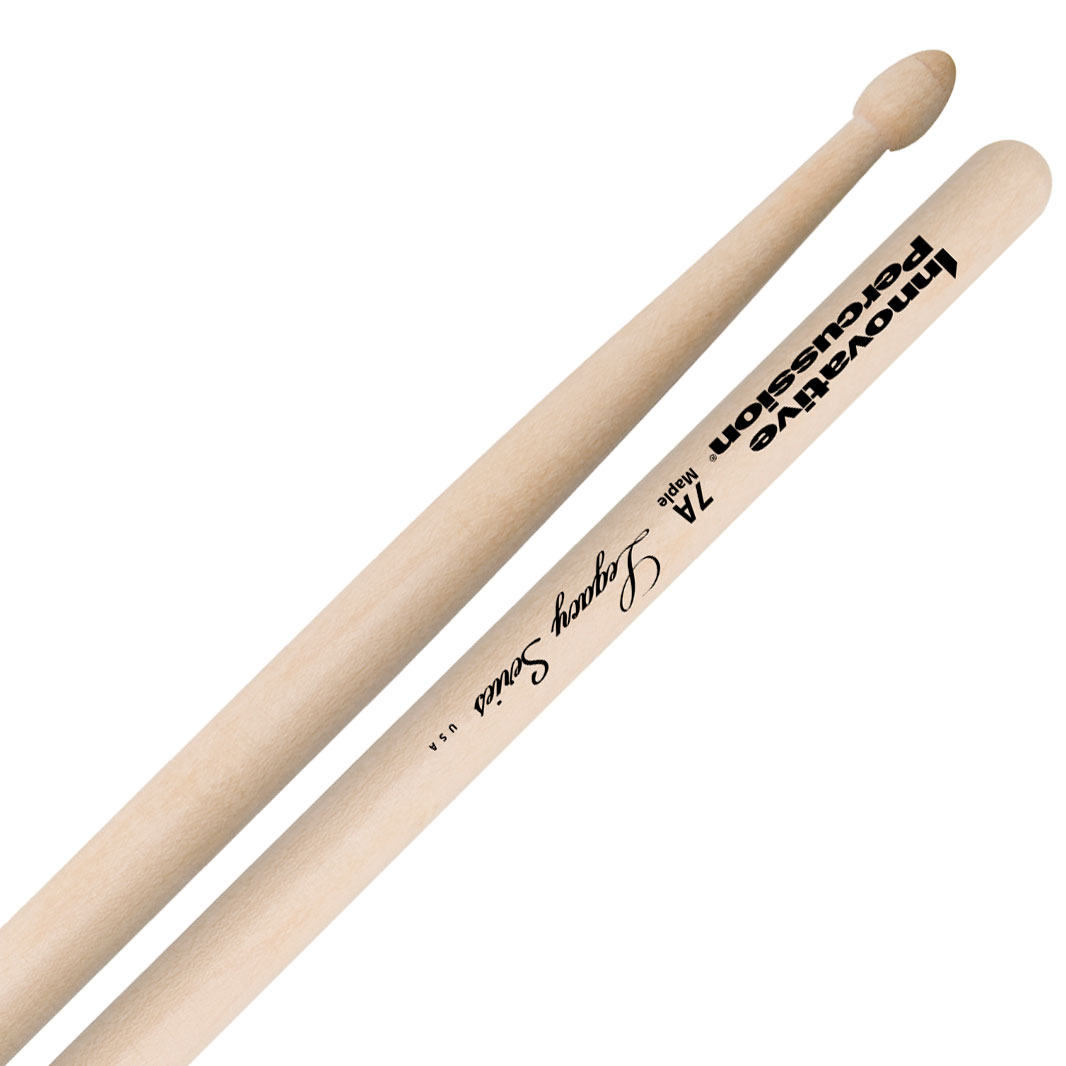 Innovative Percussion Legacy Series Maple 7A Wood Tip Drumsticks