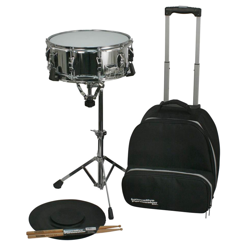 Innovative Percussion Traveler Educational Snare Drum Kit