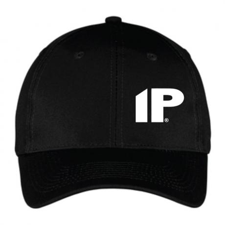 Innovative Percussion Black Curved Bill Cap