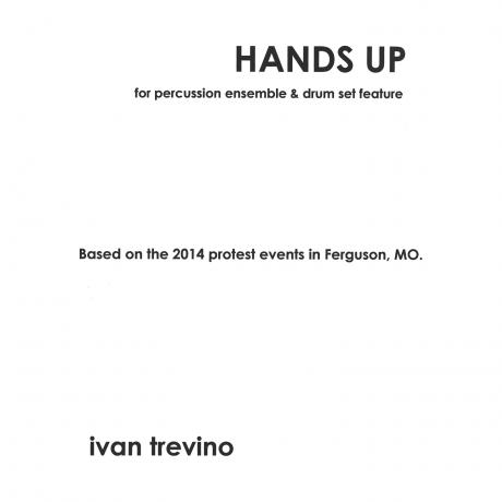 Hands Up by Ivan Trevino