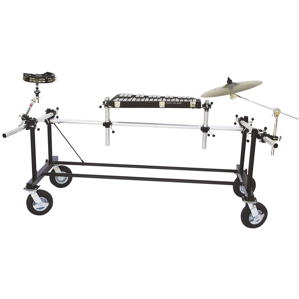 "Jarvis Mobile Percussion Rack with 8"" Everest Casters"