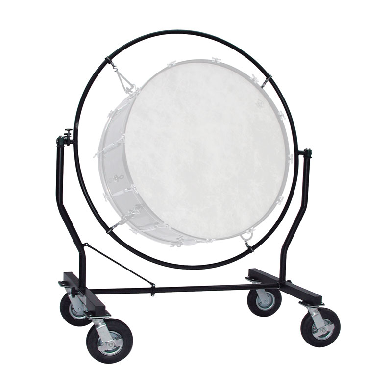 "Jarvis Bass Drum Stand with 8"" Everest Casters"