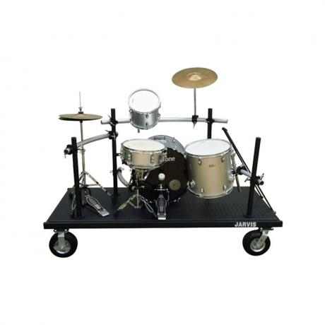 Jarvis Drum Set Mover Field Cart