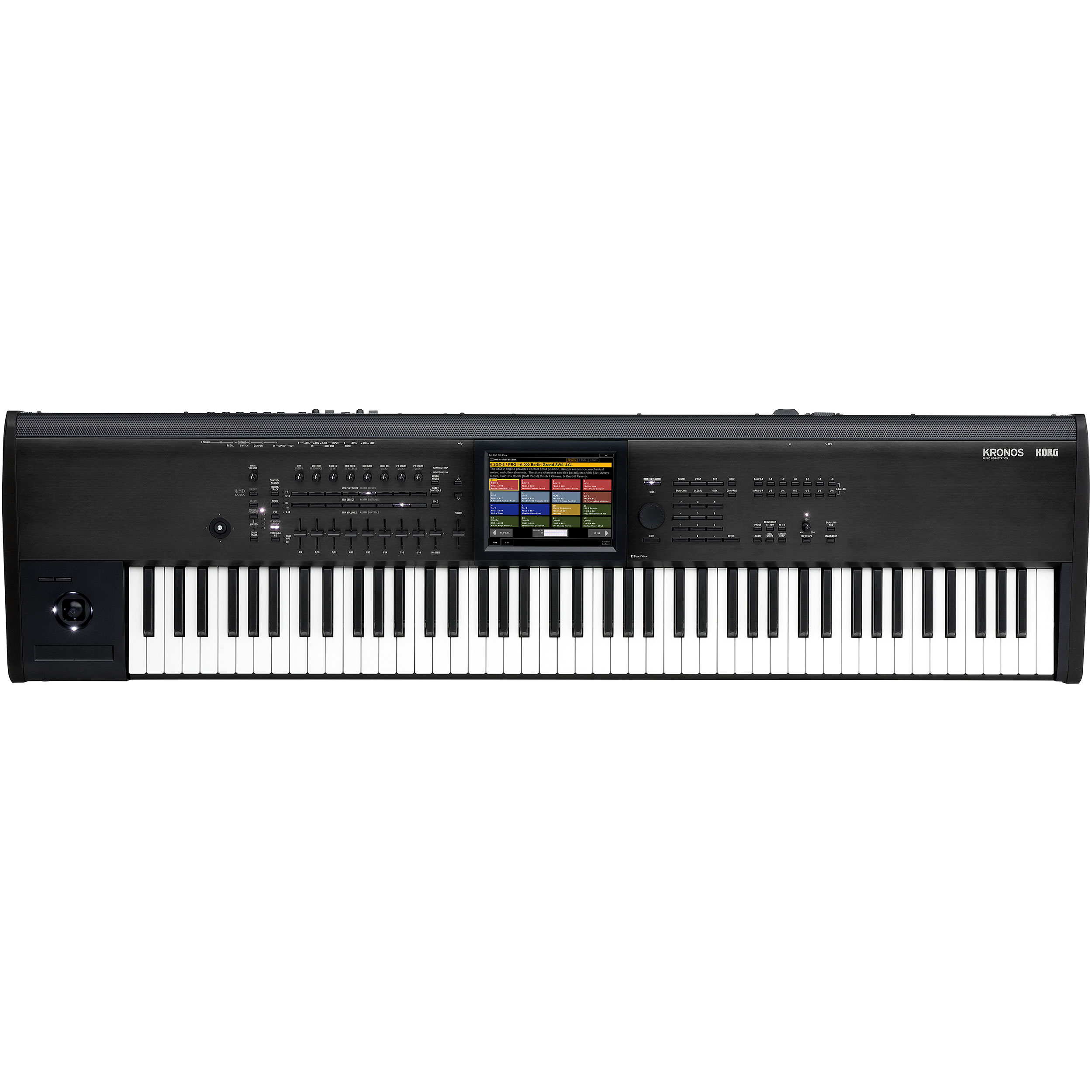 Korg Kronos LS 88-Key Lightweight Synthesizer Workstation