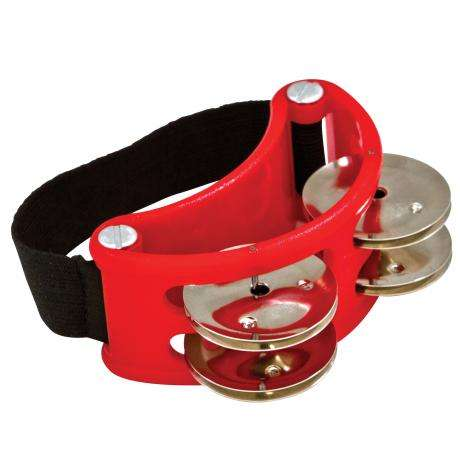LP Foot Steel Tambourine