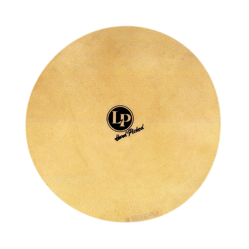 "LP 12"" Unmounted Rawhide Bongo Drum Head"