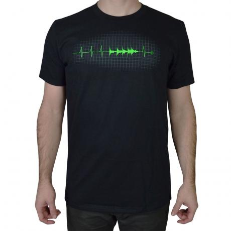 Lone Star Percussion Drummer's Heartbeat T-Shirt