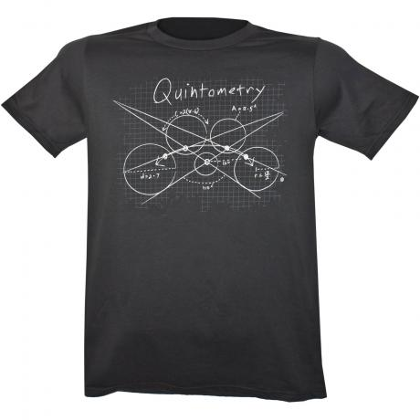 Lone Star Percussion Quintometry Drummer T-Shirt