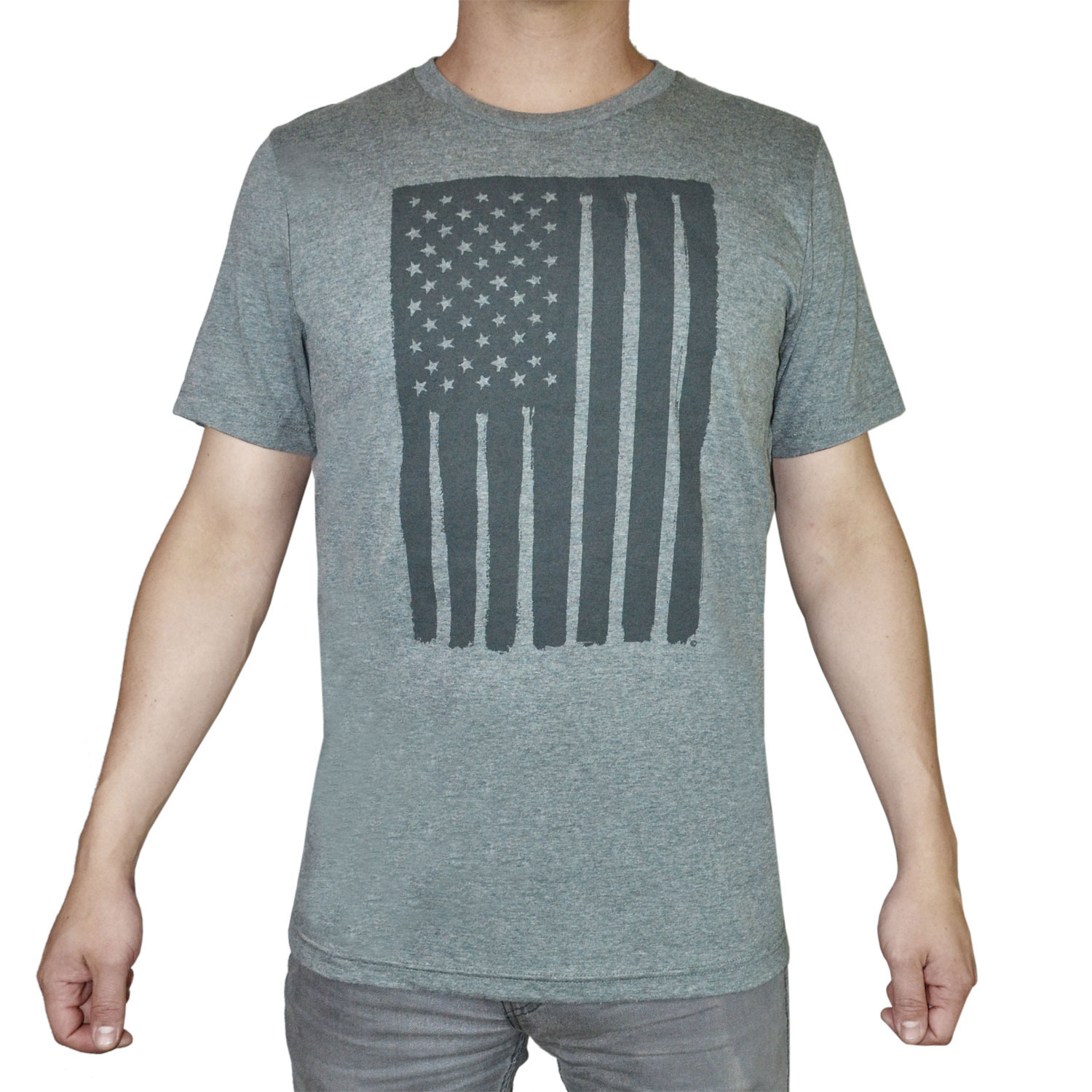 Lone Star Percussion Sticks & Stripes Drummer T-Shirt