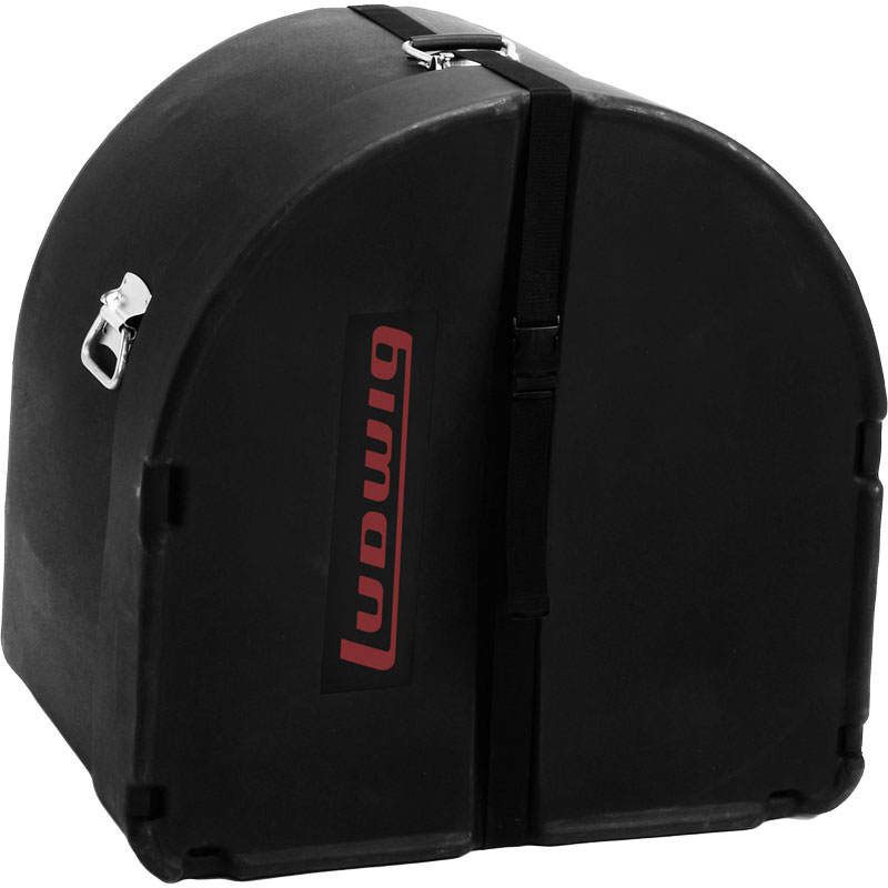 "Ludwig 22"" Marching Bass Drum Case"