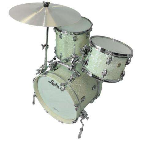 Ludwig Classic Maple Drum Set Shell Pack (18