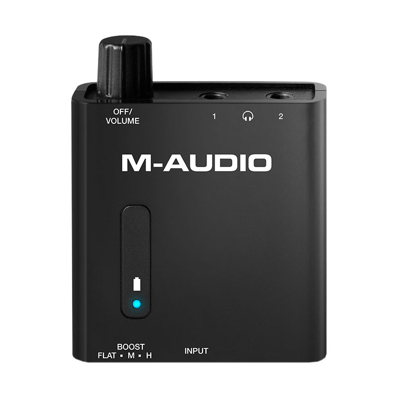 M-Audio Bass Traveler Portable Headphone Amplifier