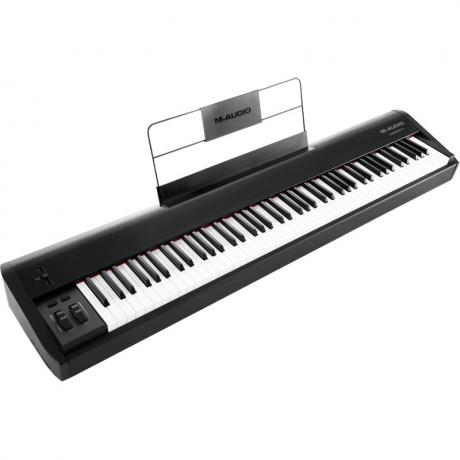 M-Audio 88-Key Hammer USB MIDI Keyboard Controller