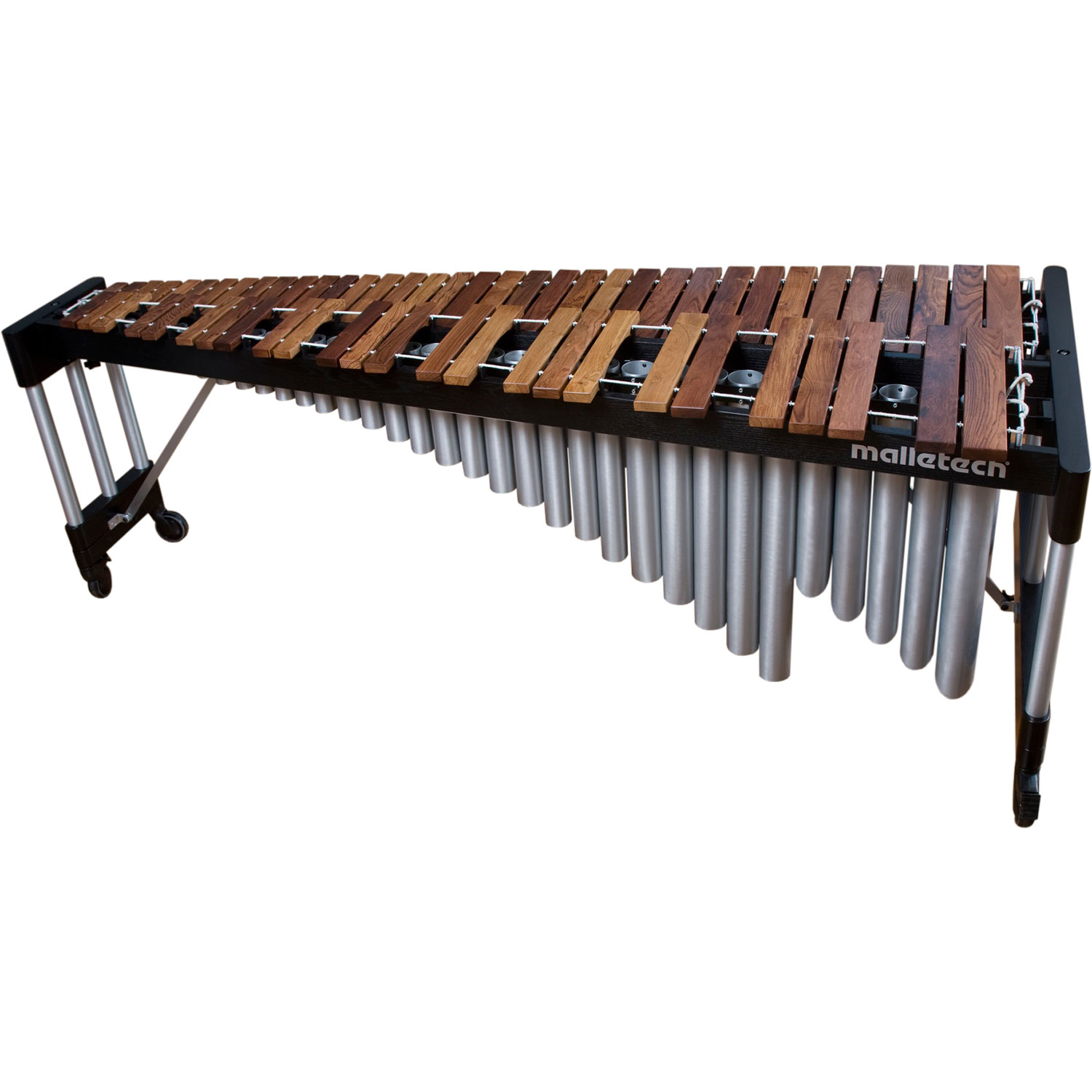 Malletech Stiletto Series 5.0 Octave Height Adjustable Rosewood Marimba