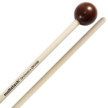 Malletech Orchestra Series Lightweight Xylophone Mallets with Birch Shafts