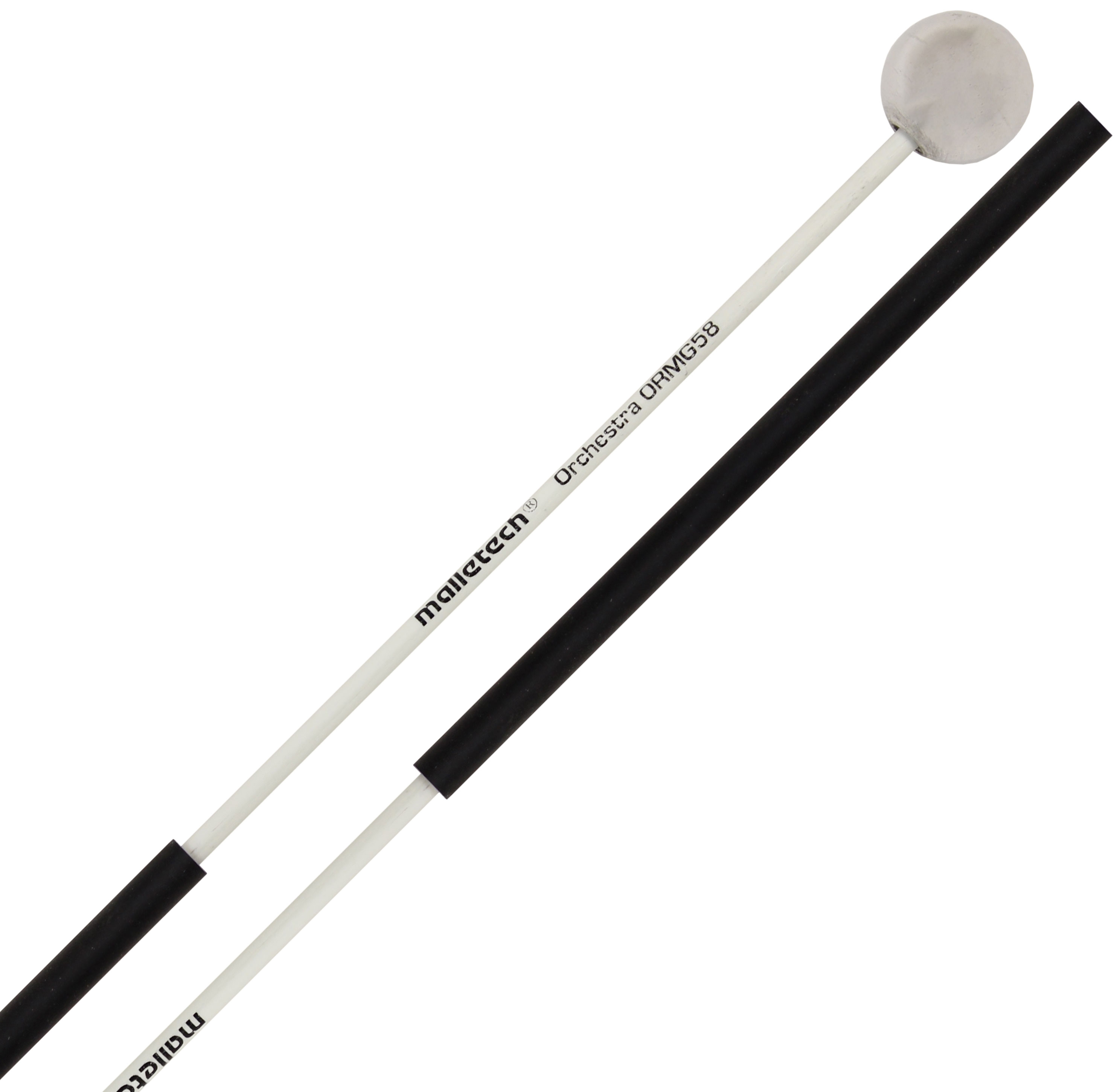 "Malletech Orchestral Series 3/4"" Mini-Glock Mallets with Fiberglass Shafts"