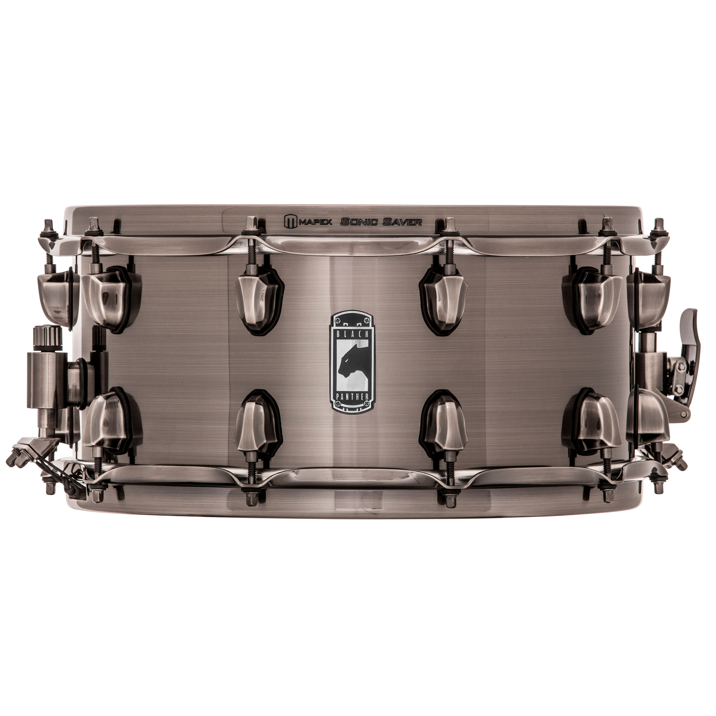 "Mapex 14"" x 6.5"" Black Panther Machete Snare Drum"
