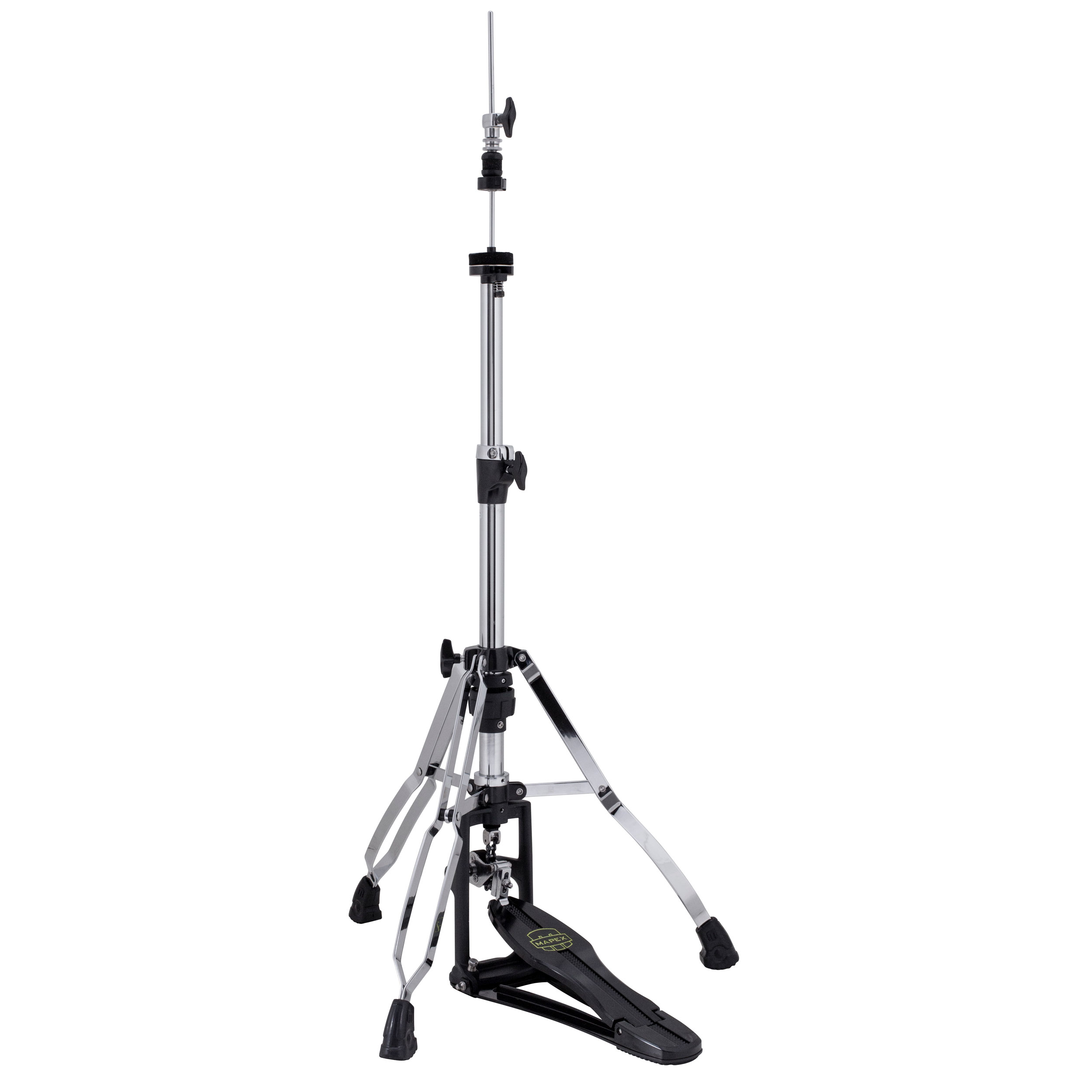 Mapex H800CB Armory Hi Hat Stand in Chrome and Black