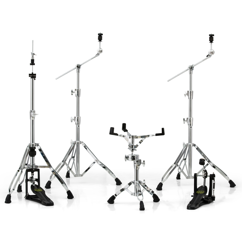 Mapex Armory Single Pedal Hardware Pack in Chrome Plating