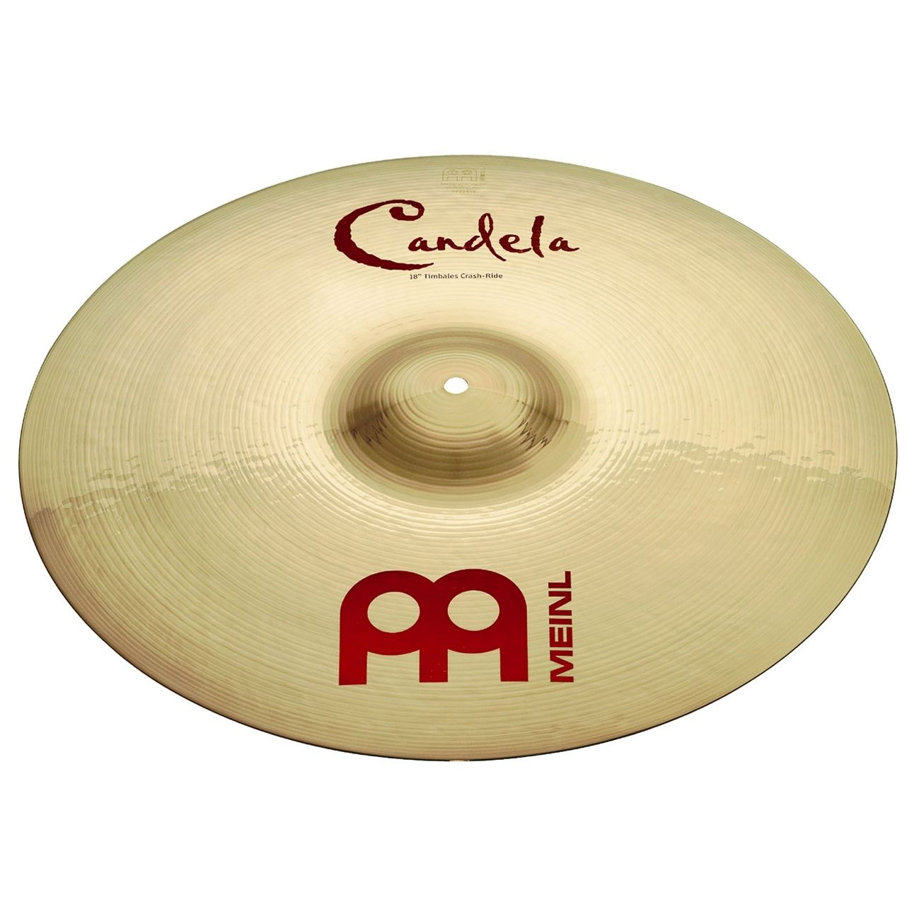"Meinl 16"" Candela Percussion Crash Cymbal"