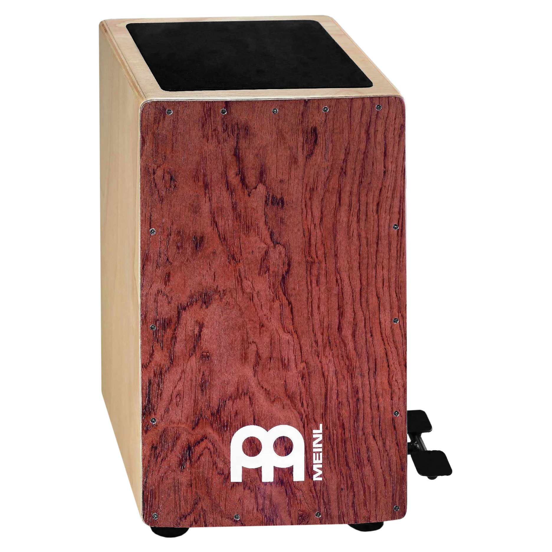 Meinl Pedal Snare Cajon with Bubinga Frontplate