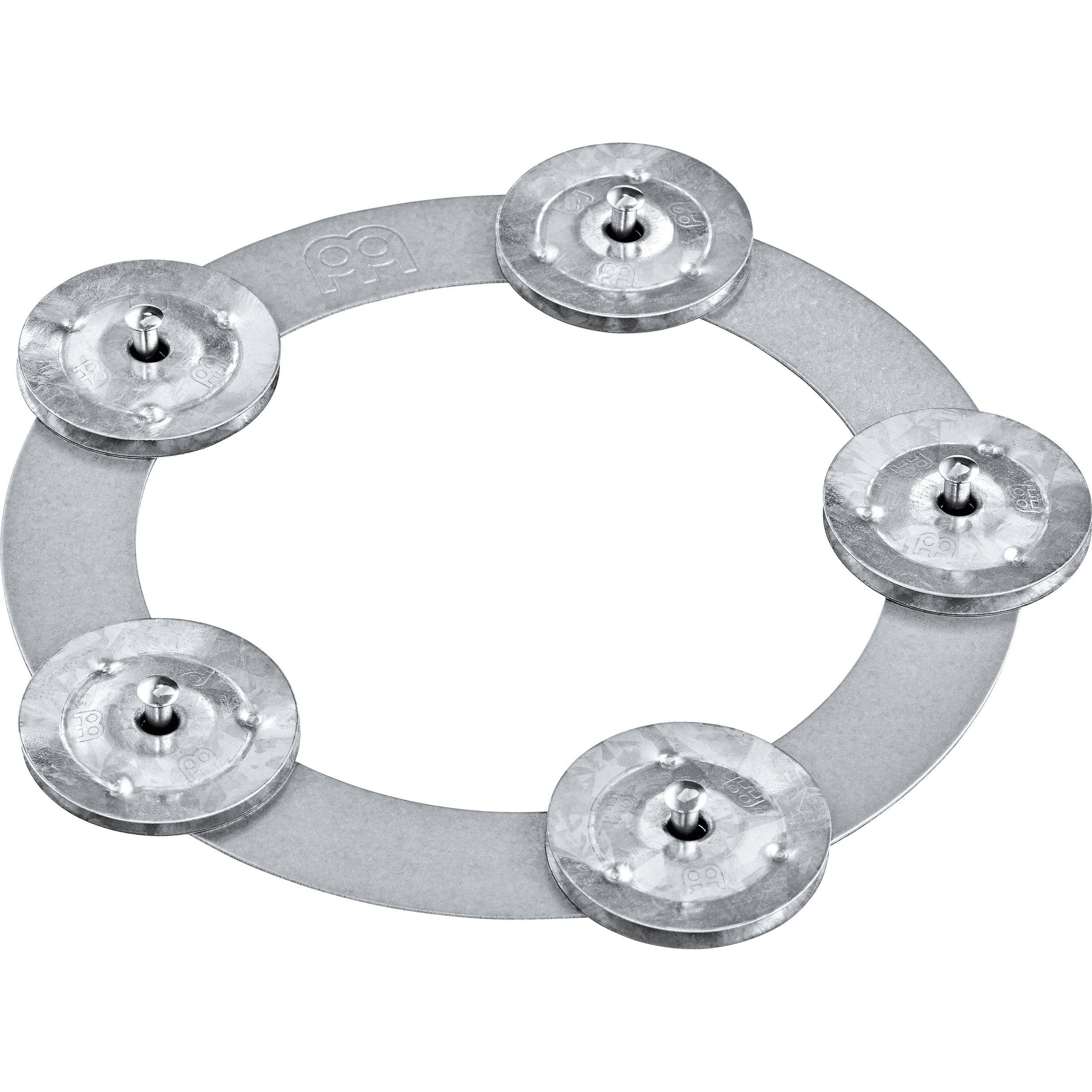 "Meinl 6"" Dry Ching Ring with Zinc Jingles"