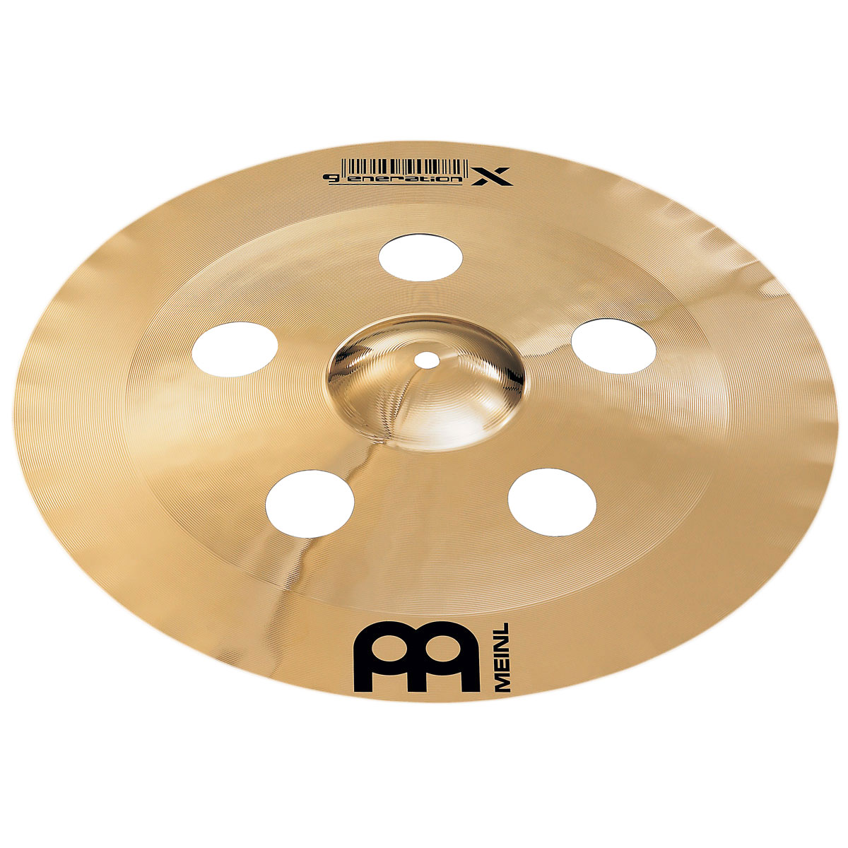 "Meinl 15"" Generation X China/Crash Cymbal"