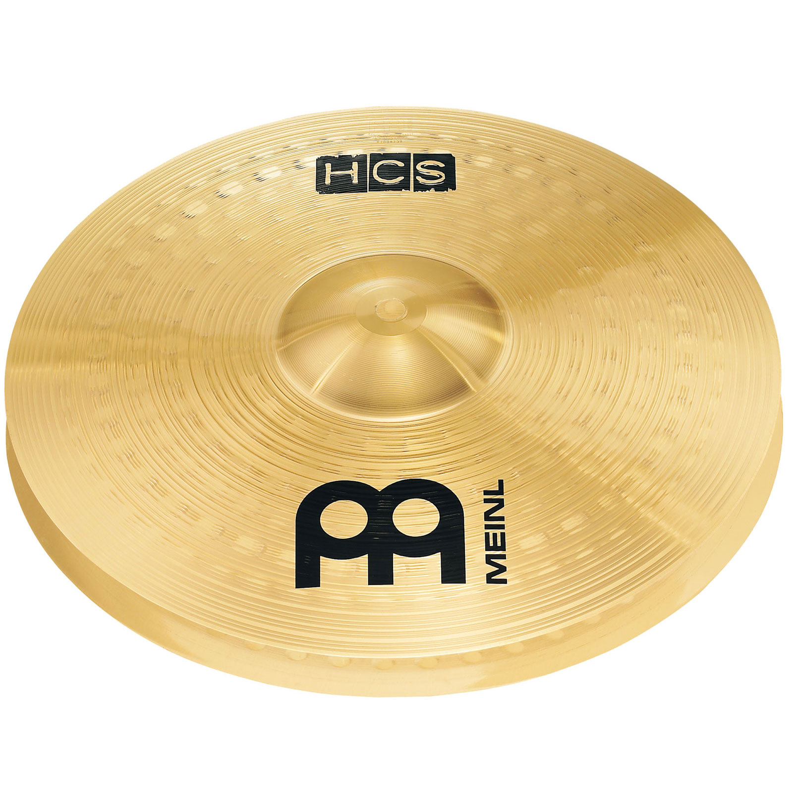 "Meinl 13"" HCS Medium Hi Hat Cymbals"