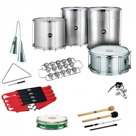 Meinl Samba Package for 8 Players