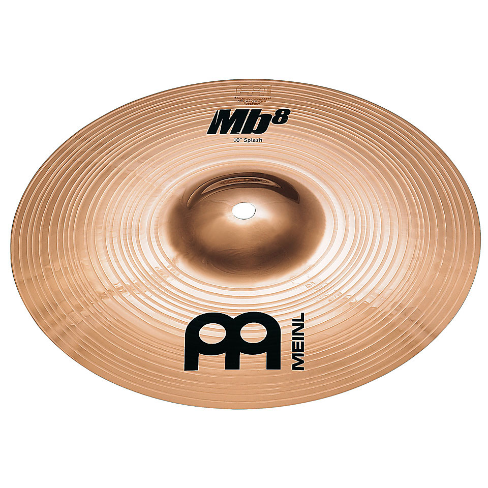 "Meinl 8"" Mb8 Splash Cymbal"