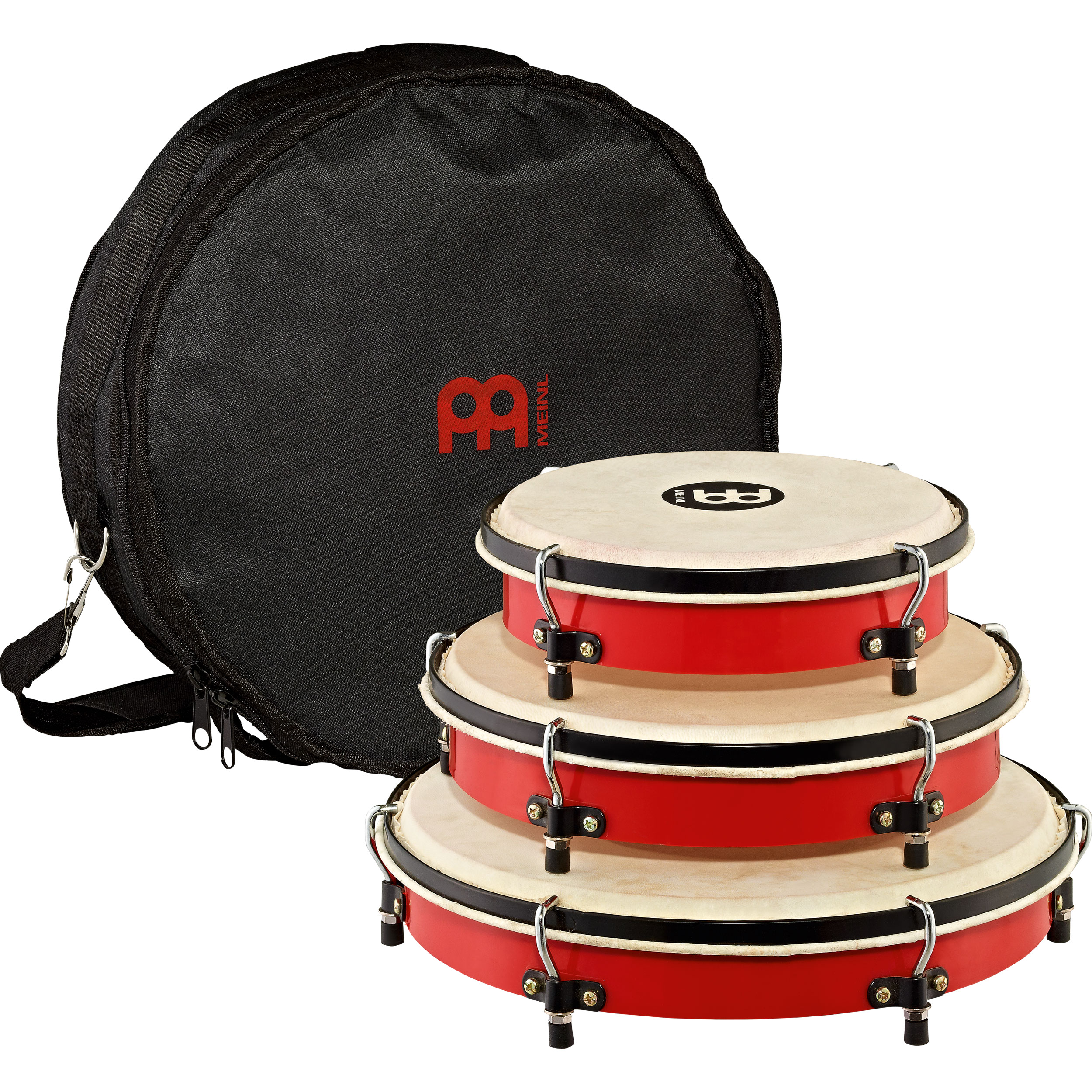 "Meinl Plenera Set: 8"", 10"" & 12"" ABS Frames"