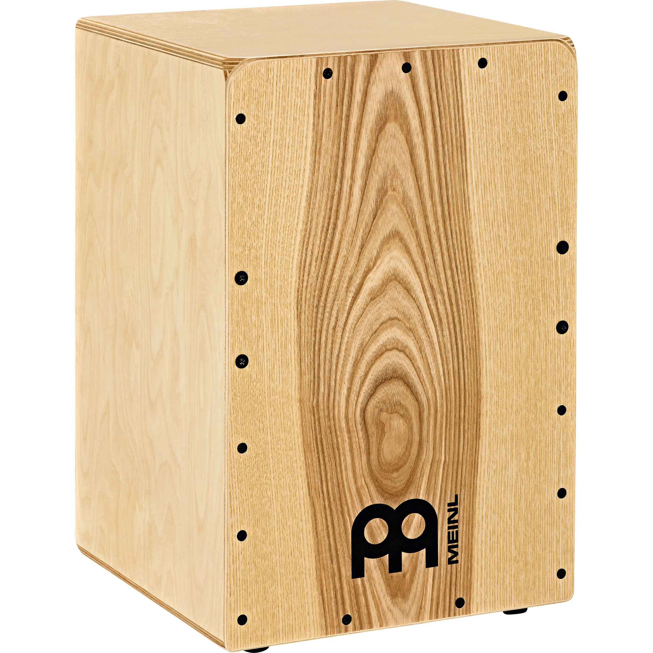 Meinl Snarecraft Cajon with Heart Ash Frontplate