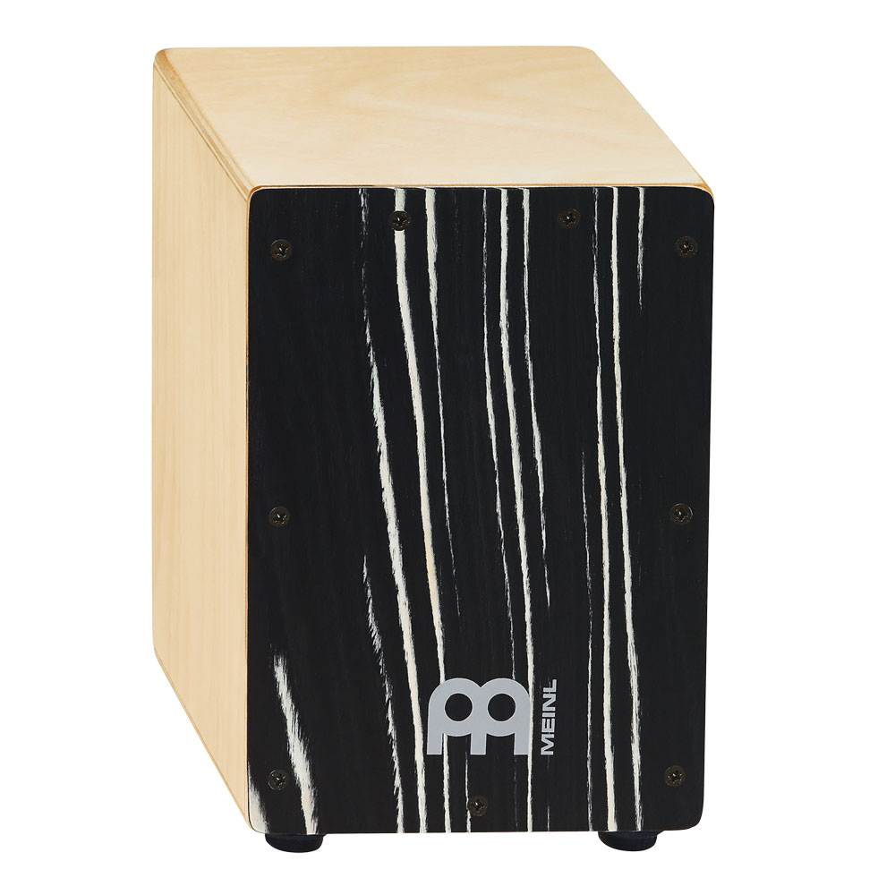Meinl Mini Cajon with Striped Onyx Frontplate