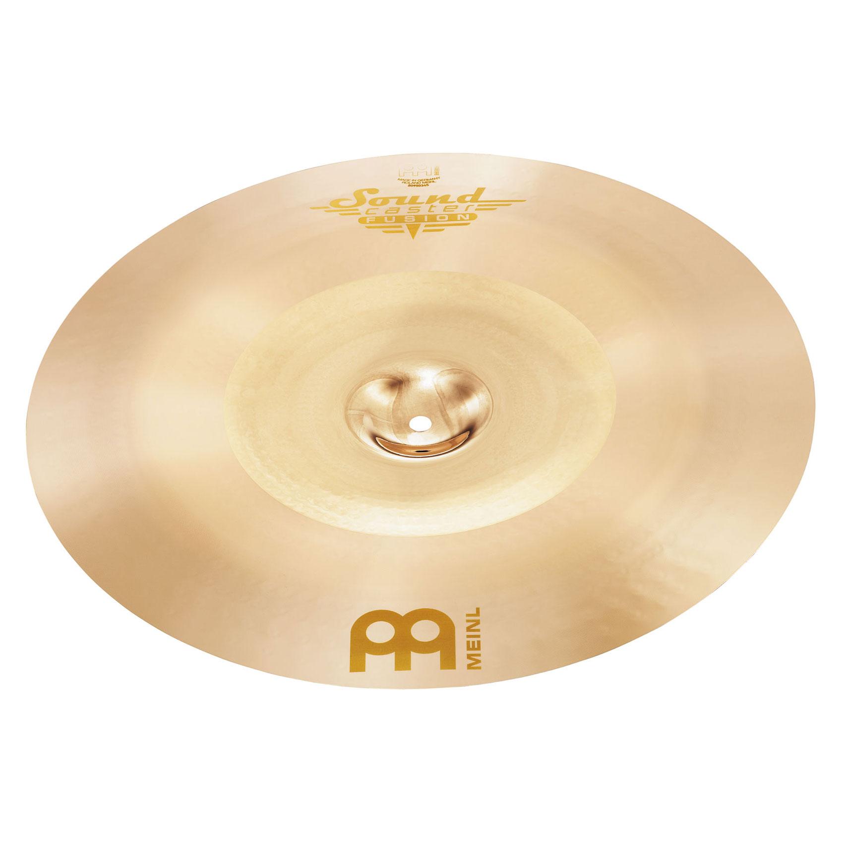 "Meinl 16"" Soundcaster Fusion China Cymbal"