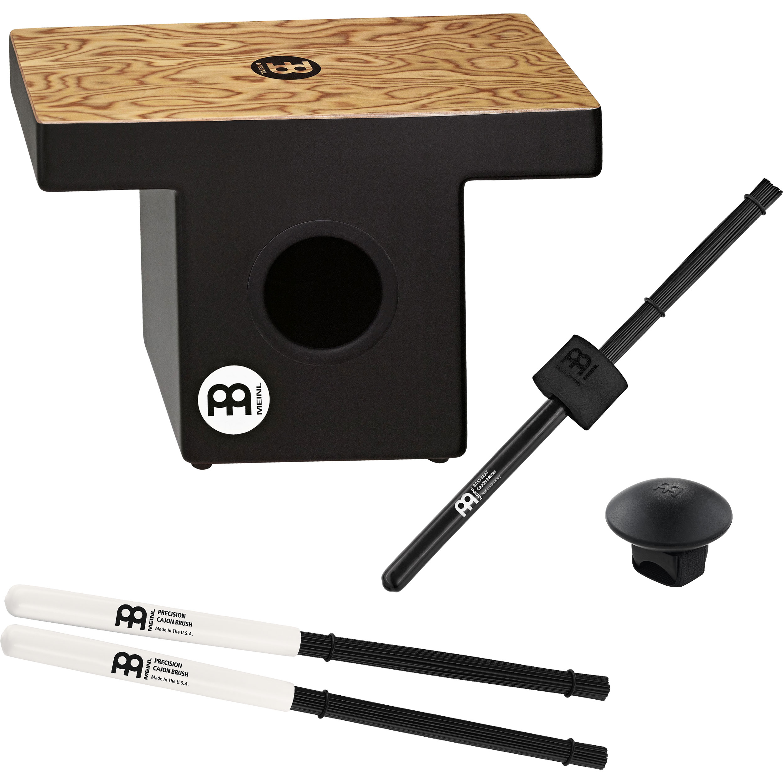 Meinl Limited Edition Slap-Top Cajon Groove Package