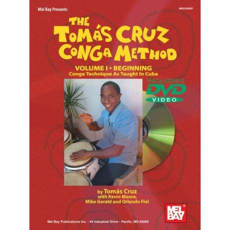 The Tomas Cruz Conga Method - Volume I by Tomas Cruz