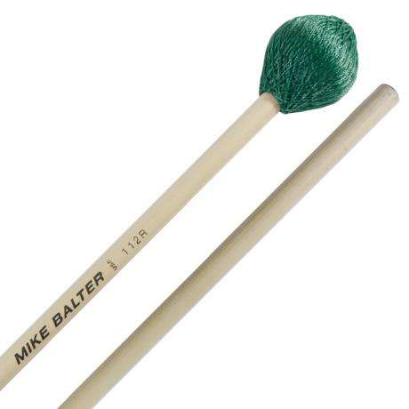 Mike Balter Ultimate Series Hard Vibraphone Mallets with Rattan Handles