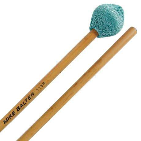 Mike Balter Ultimate Series Medium Soft Vibraphone Mallets with Rattan Handles