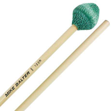 Mike Balter Super Vibe Series Hard Vibraphone Mallets with Rattan Handles