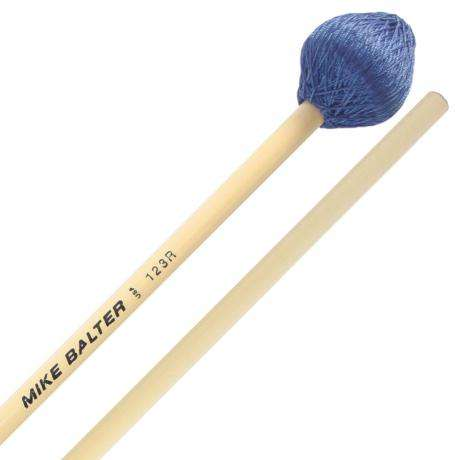 Mike Balter Super Vibe Series Medium Hard Vibraphone Mallets with Rattan Handles