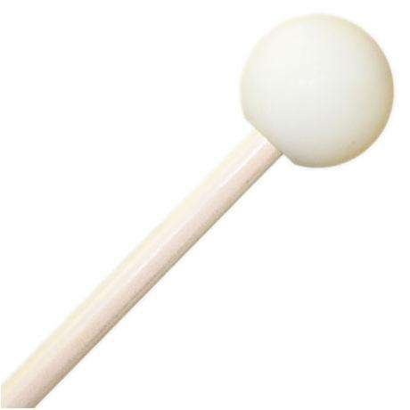 Mike Balter High Volume Hard Nylon Xylophone/Bell Mallets with Birch Handles