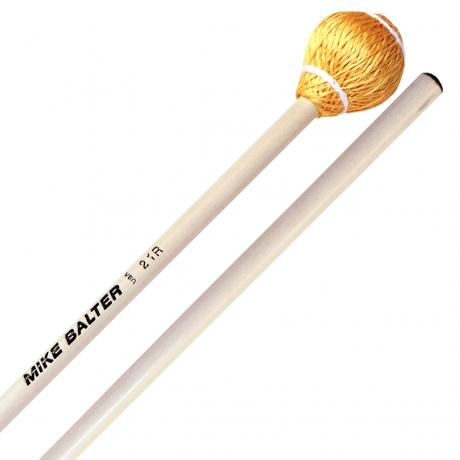 Mike Balter Pro Vibe Hard Vibraphone Mallets with Rattan Handles