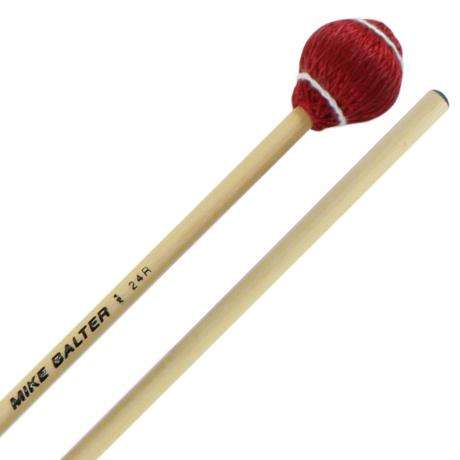 Mike Balter Pro Vibe Soft Vibraphone Mallets with Rattan Handles