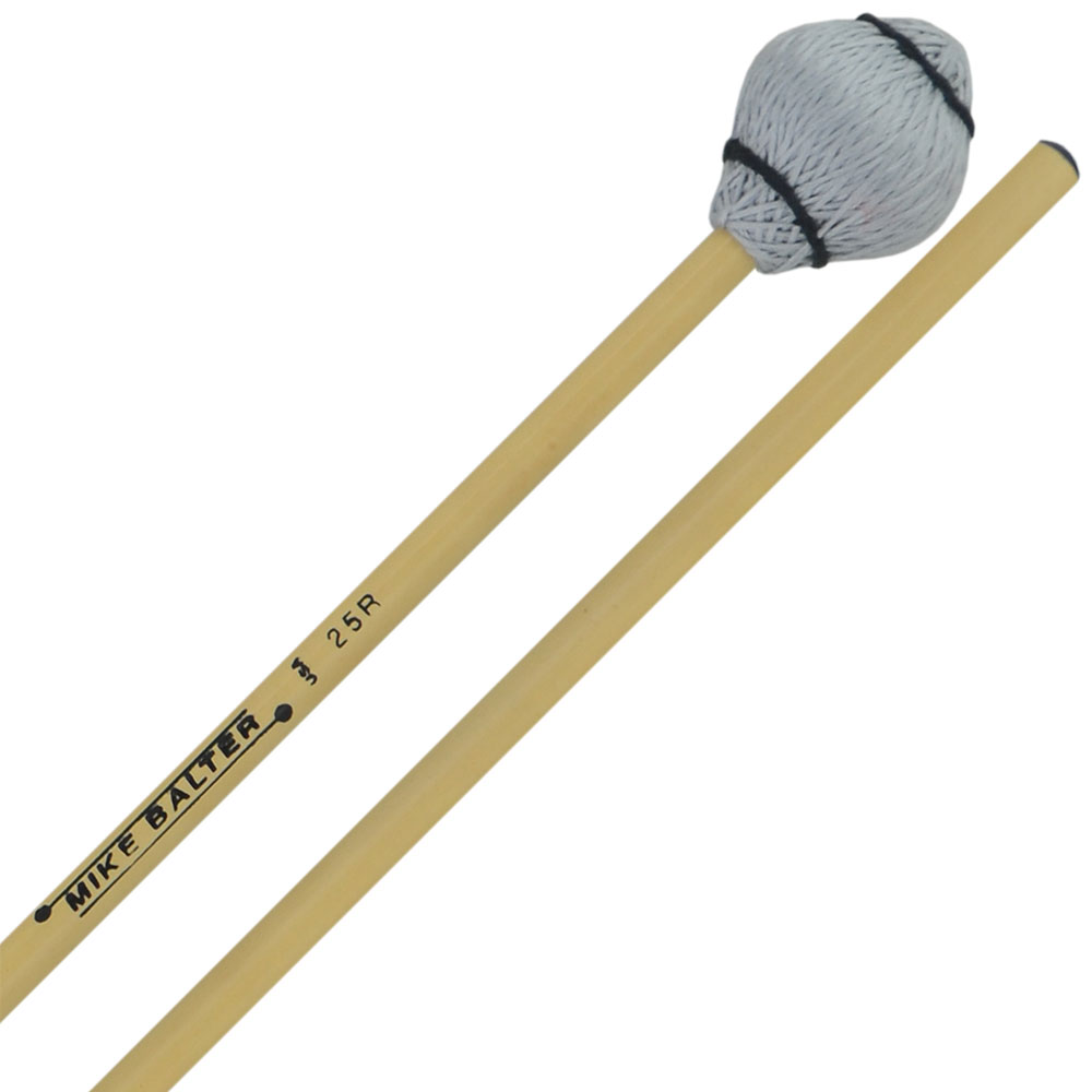 Mike Balter Pro Vibe Jazz Vibraphone Mallets with Rattan Handles