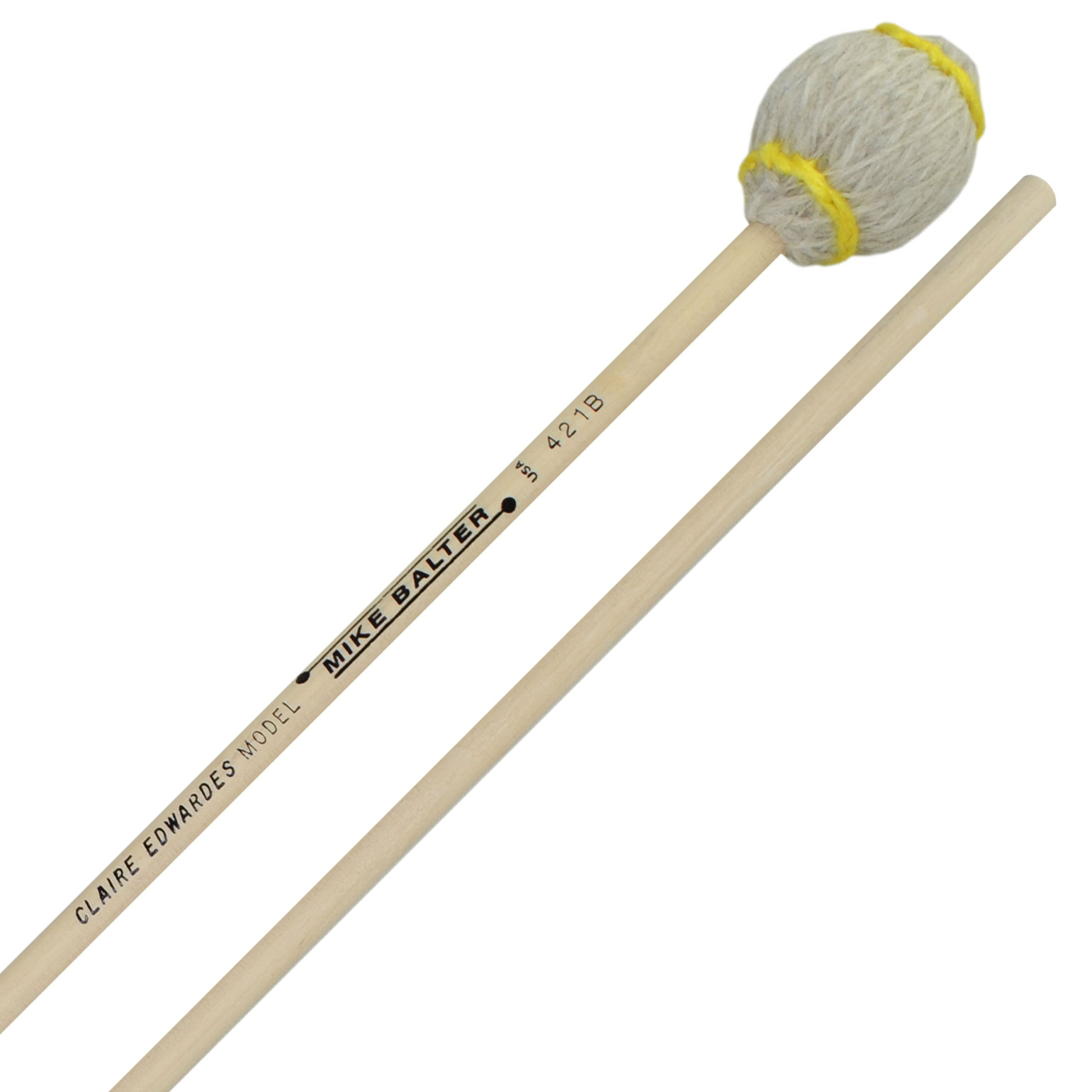 Mike Balter Claire Edwardes Signature Series Hard Marimba Mallets