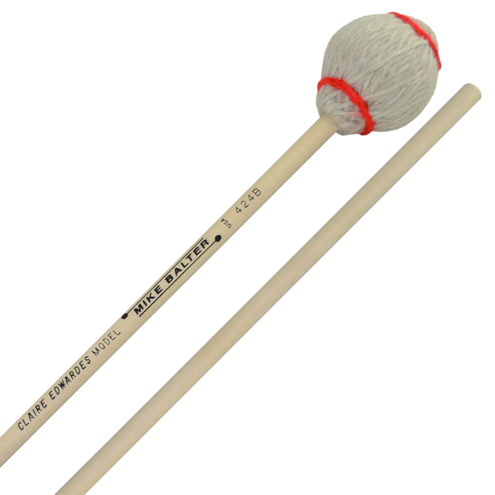 Mike Balter Claire Edwardes Signature Series Medium Soft Marimba Mallets