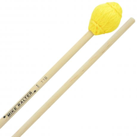 Mike Balter Ensemble Series Hard Marimba Mallets with Birch Handles
