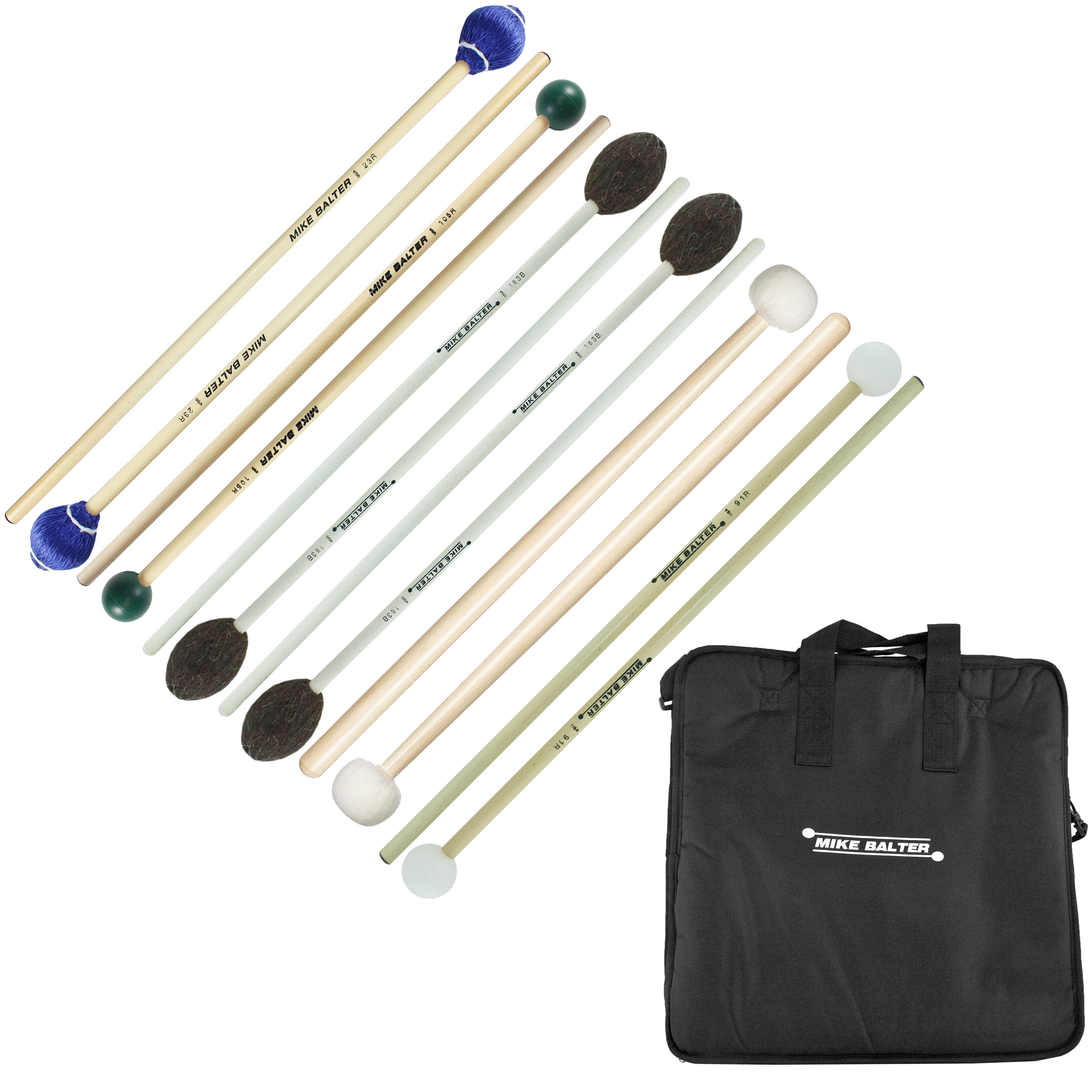 Mike Balter Freshman Percussion Major Mallet Pack