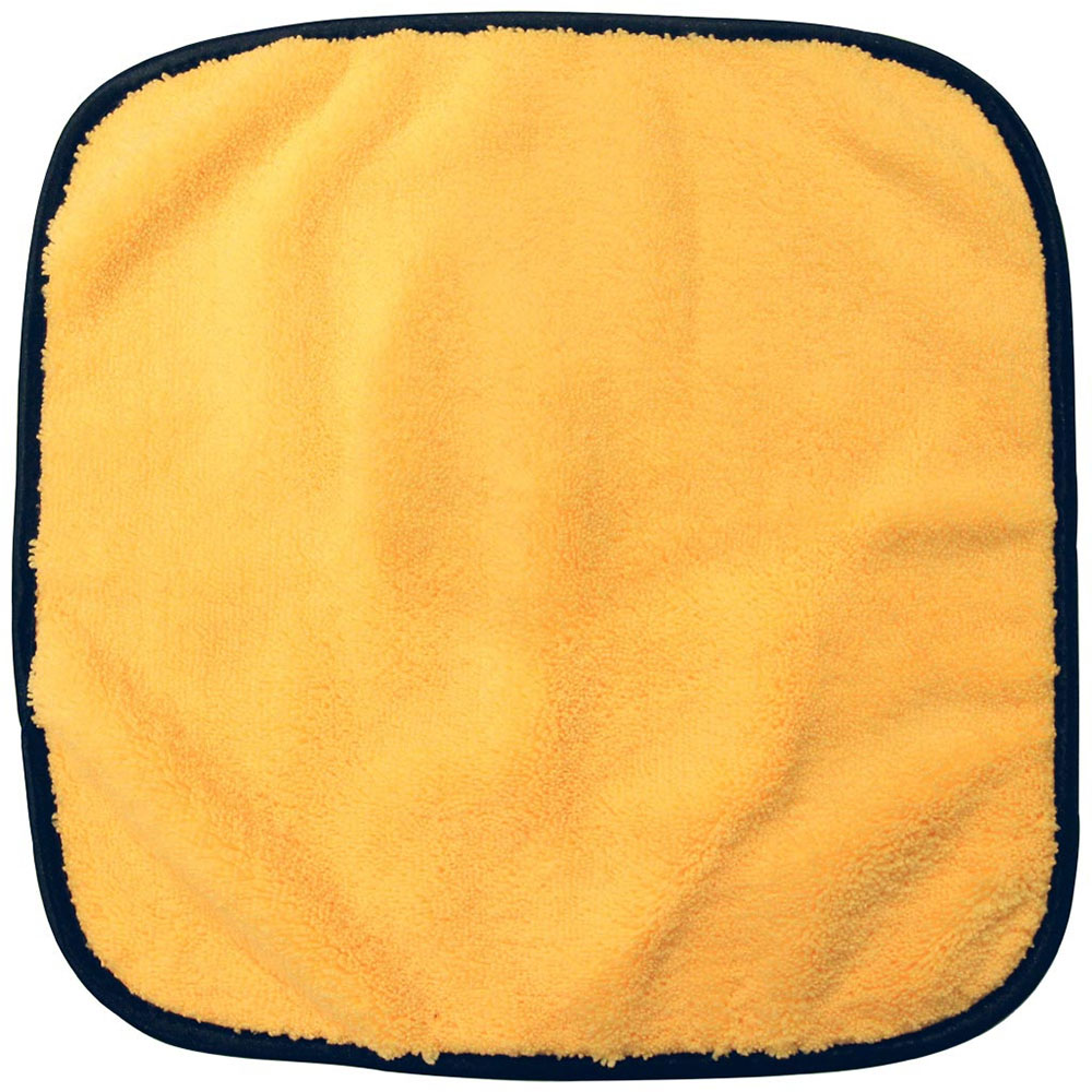 "MusicNomad 12"" x 12"" Microfiber Dusting and Polishing Cloth for Keyboards"