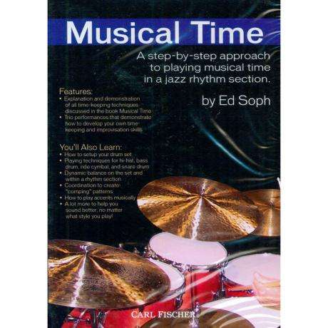Musical Time: The DVD - Ed Soph